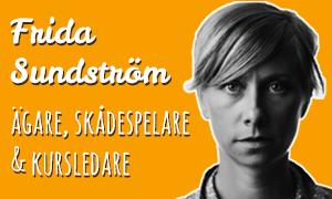 Frida Sundström ny